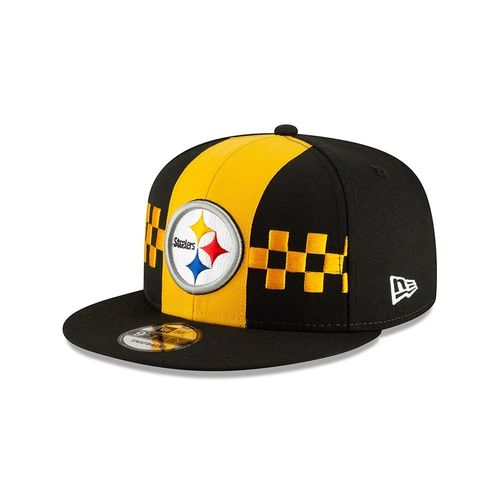 Pittsburgh Steelers 2019 Draft On Stage New Era 9FIFTY