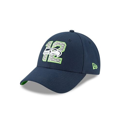 Seattle Seahawks 2019 Draft On Stage New Era 9FORTY