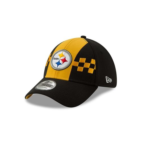 Pittsburgh Steelers 2019 Draft On Stage New Era 39THIRTY