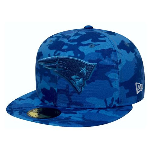 New England Patriots Camo New Era 59FIFTY