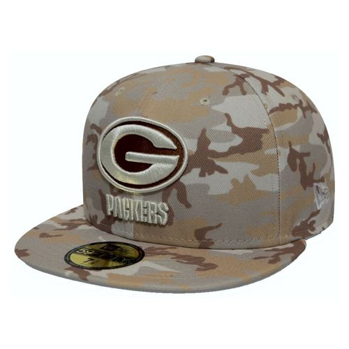 Green Bay Packers Camo New Era 59FIFTY