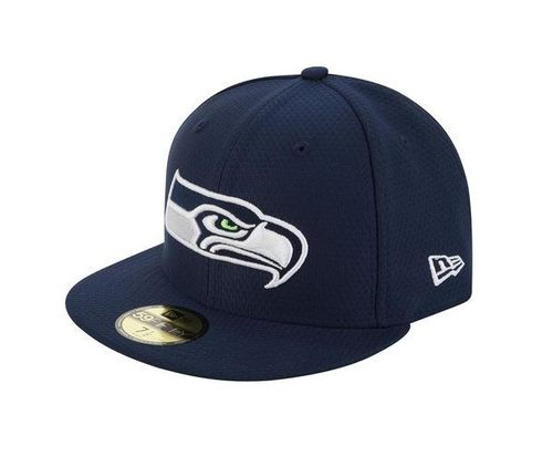 Seattle Seahawks Hex Era New Era 59FIFTY