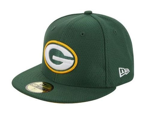 Green Bay Packers Hex Era New Era 59FIFTY