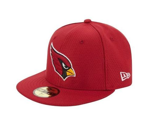 Arizona Cardinals Hex Era New Era 59FIFTY