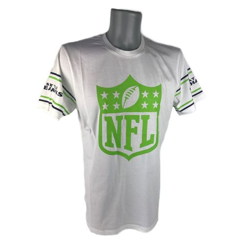 Seattle Seahawks NFL Badge T-Shirt