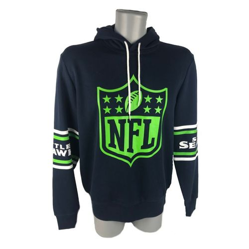 Seattle Seahawks NFL Badge Hoody