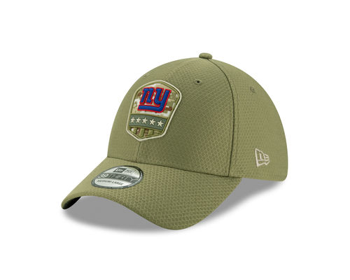New York Giants Salute To Service 2019 New Era 39Thirty