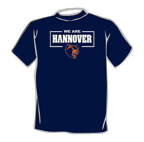 "Hannover Grizzlies ""we are Hannover 2020"" T-Shirt"