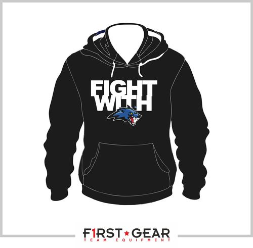 Minden Wolves Fight Hoodie