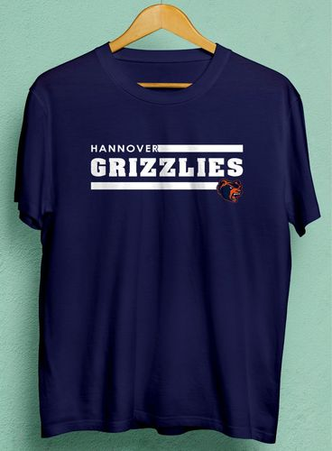 "Hannover Grizzlies T-Shirt ""Block"""