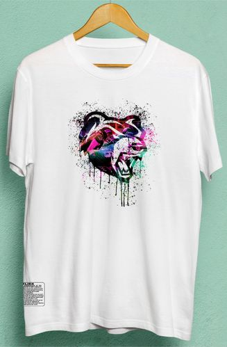 "Hannover Grizzlies WS T-Shirt ""Spray 2"""