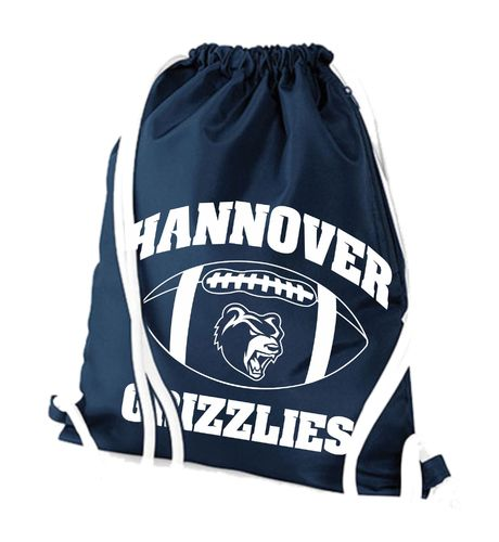 Hannover Grizzlies Gym Bag Big