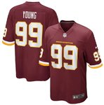 Washington Football Team Chase Young Nike Replika Jersey